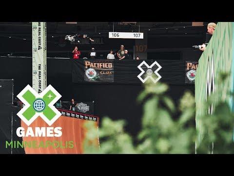 Skateboard Big Air: FULL BROADCAST | X Games Minneapolis 2018