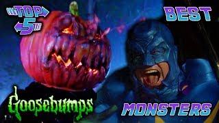 Top 5 Best Goosebumps Monsters