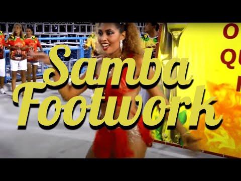 BRAZIL SAMBA DANCE GIRLS: RIO DANCE CHOREOGRAPHY IN ... ▶5:31
