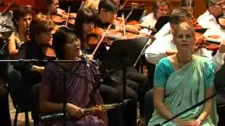 BB govinda swami and the symph orchestra beautiful