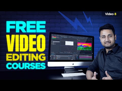 🔥Free Video Editing Courses 🔥   Career in Video editing   Links in Description