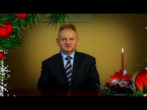 Życzenia Bożonarodzeniowe Burmistrza Miasta i Gminy Uzdrowiskowej Muszyna