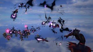 Dark Volley for Oblivion - KH3 Mods