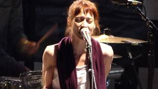 Fiona Apple - Fast As You Can LIVE HD (2012) FM 94/9 Independence Jam