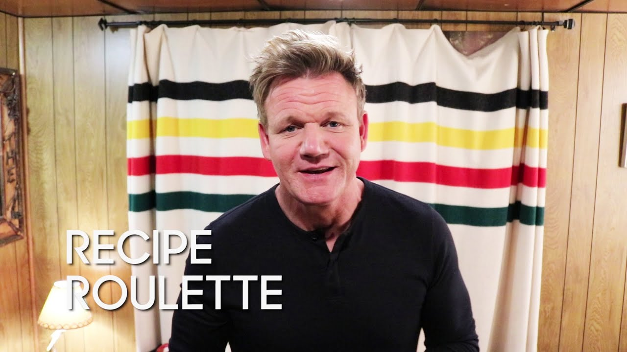 Recipe Roulette with Gordon Ramsay thumbnail