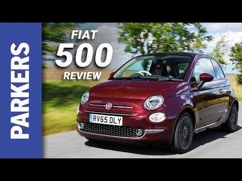 Fiat 500 Hatchback Review Video