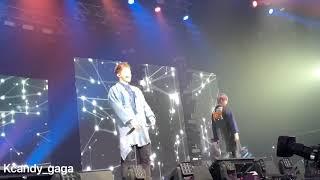 Mirror 姜濤  Ian Lokman 全民造星三甲 - RAP + Lose yourself  @The First Mirror Live Concert 2018