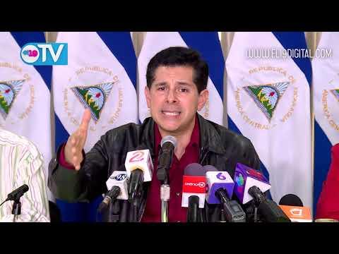 Comisión Económica presenta dictamen de reformas tributarias que protegen los derechos de los nicaraguënses (Conferencia completa)