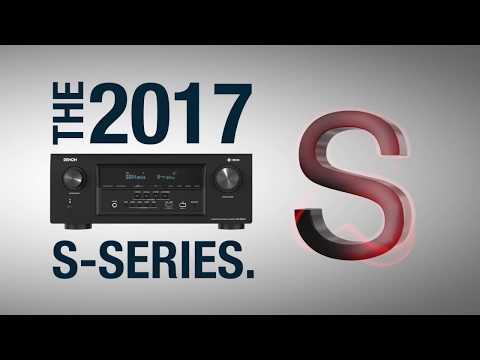 Denon S-Series 2017