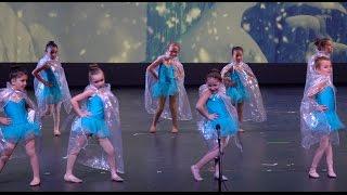 Kids perform Let It Go from Frozen