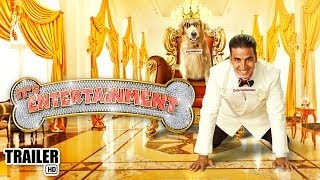 It's Entertainment - Akshay Kumar, Tamannaah Bhatia I Official Hindi Film Trailer 2014