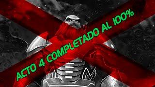 Acto 4 Completado al 100% | Marvel Batalla de Superhéroes