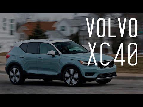 Обновленный volvo v40 2019 года - КалендарьГода новые фото
