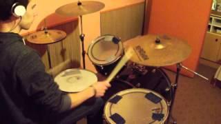 HammerFall - Dia De Los Muertos 'Drum Cover' - Édesapámnak