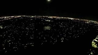 DJI FPV Drone 2021 - 427th NFS Motion at Night (Supermoon)