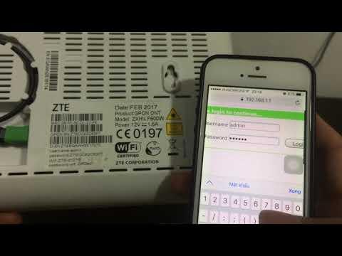 Đổi mật khẩu wifi đơn giản cho mọi thiết bị