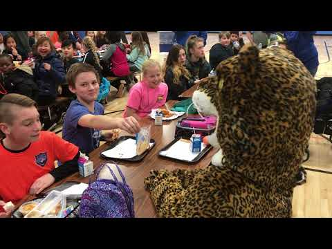 Surprise military homecoming at McKinley Elementary School