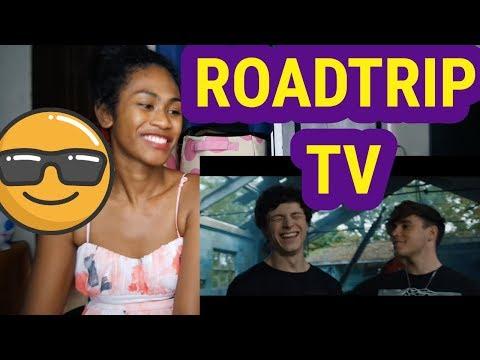 RoadTrip TV - 5 Seconds Of Summer - Easier   Reaction