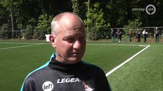 NEC vol vertrouwen in play-offs: 'Ik geloof in promotie'