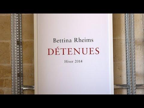 """Exposition """"Détenues"""" par Bettina Rheims au Château de Cadillac"""