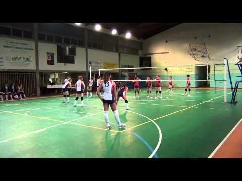 Preview video III Divisione Femminile - 6a Giornata - Pizzeria 900 Bergamo VS Curno2010Volley