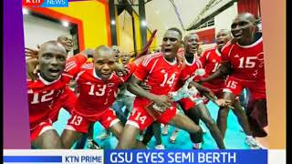 National men's volleyball champions GSU eye African clubs championships in slotted for Cairo