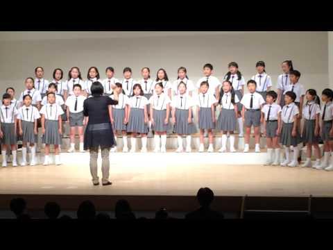 井上武士音楽祭2015 群馬大学教育学部附属小学校