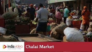 Chalai - The Big Market in Thiruvananthapuram