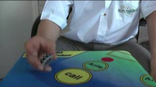 Mr ChipTricks® Tutorial: FLIPS. Thumb Flip, Finger Flip, Lookout, Abduction, Seen On TV.