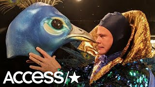 'The Masked Singer': Donny Osmond Shares The Hidden Meaning Behind His Peacock Costume