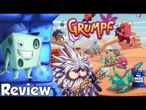 Grumpf Review - with Tom Vasel