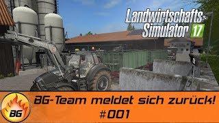 LS17-Inntal#001|BG-Teammeldetsichzurück!|LetsPlay[HD]
