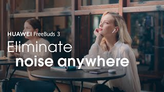 YouTube Video N_bxL2-3F6w for Product Huawei FreeBuds 3 Headphones by Company Huawei Technologies in Industry Headphones