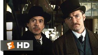 Sherlock Holmes (2009) - Meat or Potatoes? Scene (5/10) | Movieclips