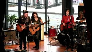 Borrowed Time - Antigone Rising live @ UDetroit Media Cafe