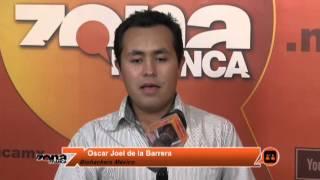 José Navarro Emprendedor y Oscar Joel de la Barrera Biohackers México