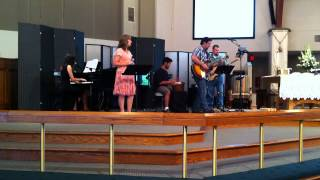 Jesus My Redeemer (unplugged) - Chris Tomlin (cover) - TUMCworship Band