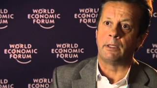 Carlos Moreira presentation at the World Economic Forum New Champions