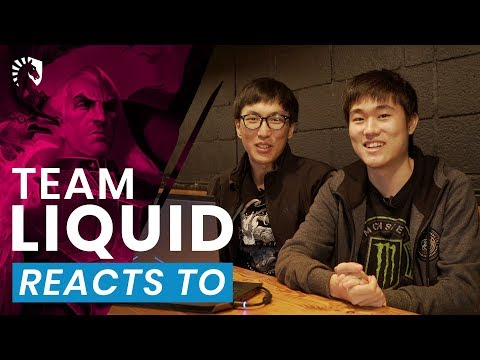 "Team Liquid Reacts To: Swain Rework – ""Swain is garbage, this is a Nasus spotlight now"""
