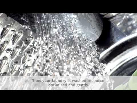 Bosch Freestanding Washer Dryer WDU28560GB - White Video 1