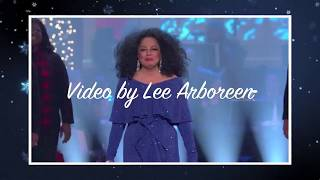 DIANA ROSS WONDERFUL CHRISTMASTIME  ( CHRISTMAS TIME  ) A VIDEO BY LEE ARBOREEN