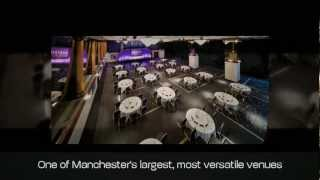 preview picture of video 'Planning a big event - Mercure Manchester Piccadilly Hotel in Manchester'