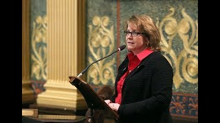 Rep. Christine Greig Passes Pay Equity Day