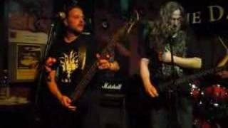 The Damnation: death metal order (2 sprite, 1 becks alkfrei)