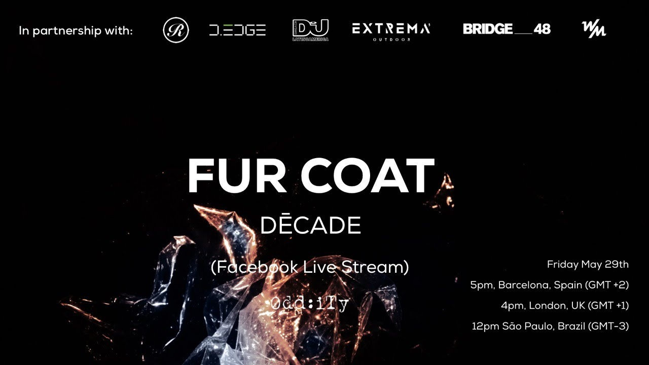 Fur Coat - Live @ 0 Years of Fur Coat, RIDGE_48 BCN 2020