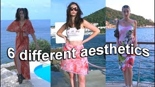 SUMMER OUTFITS 2019 ! Beach Vacation Lookbook ;)