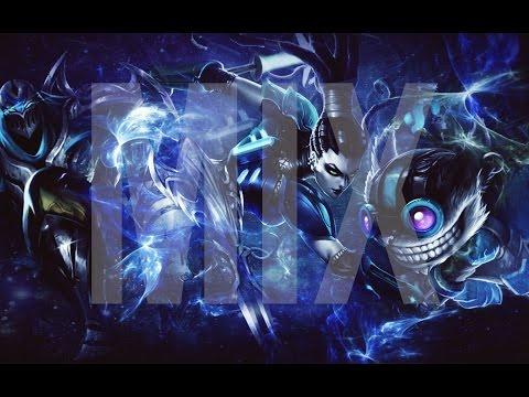 Wallpaper in Photoshop - League of Legends (SPECIAL MIX speedart)