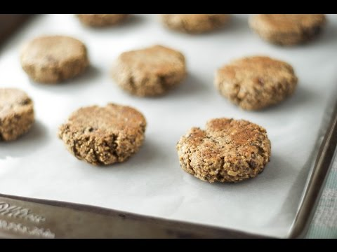Simple & Delicious Flax Seed Cookies / Macaroons