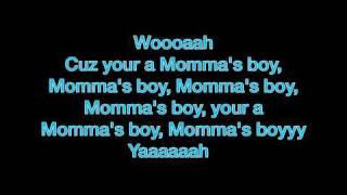 Chromeo - Momma's Boy (iPopLyrics)