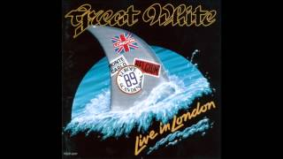 Great White Move It Heart The Hunter Live in London